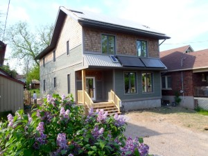 Canada's greenest home
