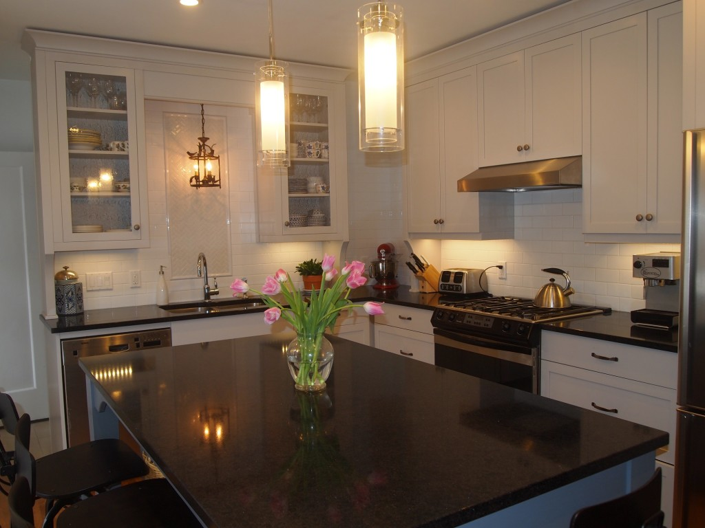 Cabinetry, LED lighting, Cambria Quartz counter top