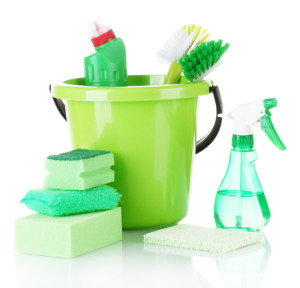 Green Cleaning Ideas Stain removal techniques - Talcum powder2