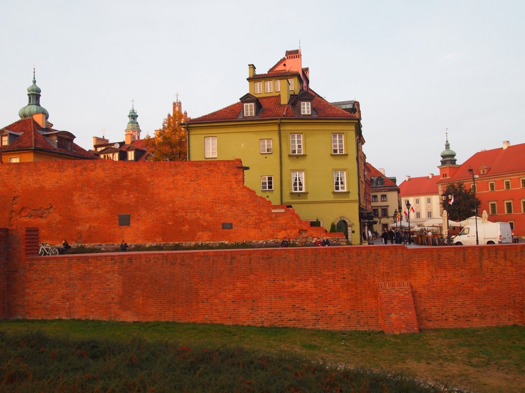 Old Town Warsaw.