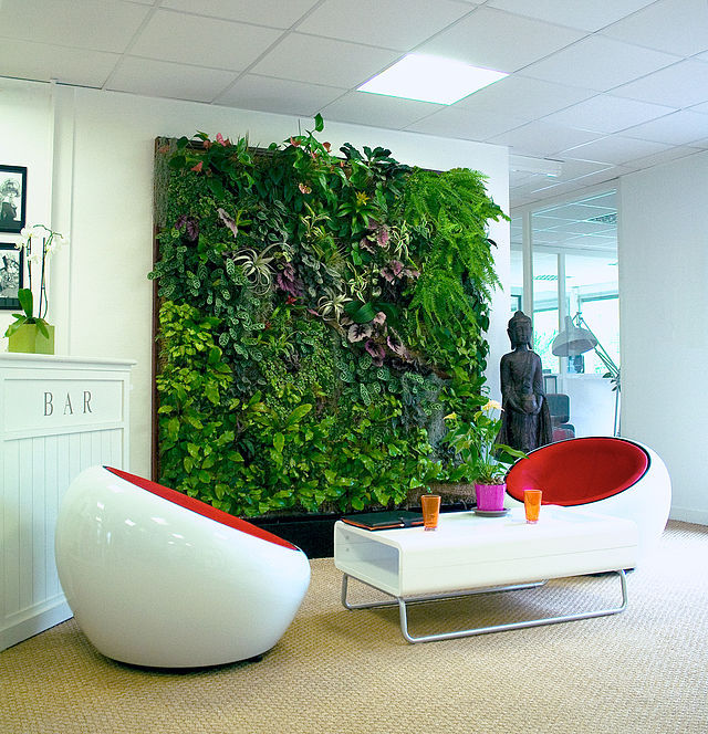 Living Wall. Source: