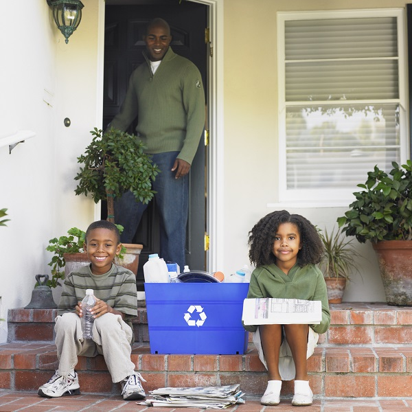 Green Living and Recycling Go Hand in Hand1