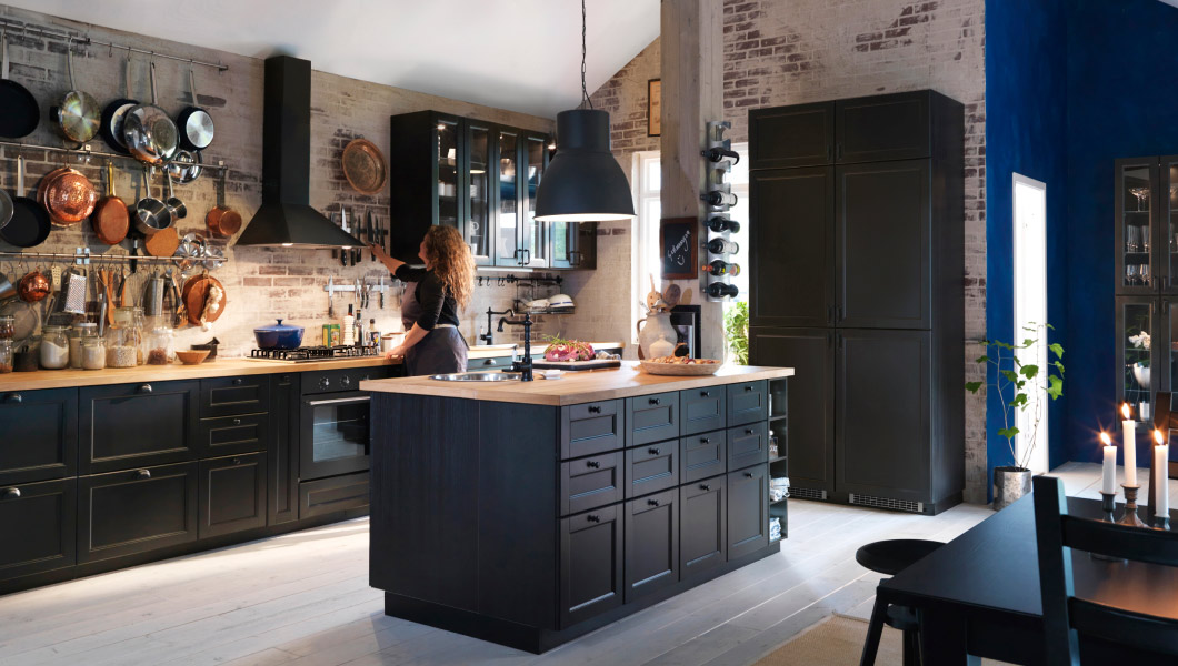 Spectacular IKEA us cabinets are all ucnon toxic ud in that they off gas very low VOCs They are stock built so you have to stick to what they offer