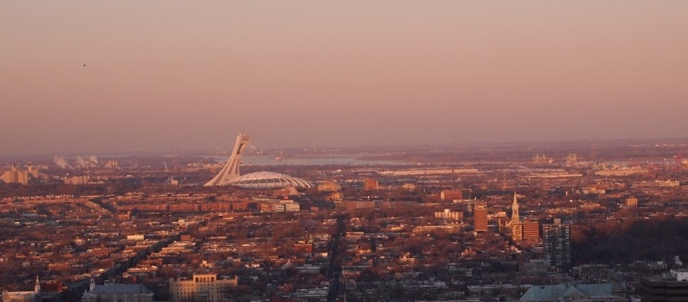 The Olympic Stadium Montreal, QC, Canada